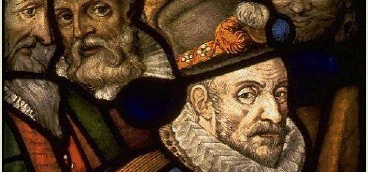 80 jarige oorlog Willem van Oranje Gouds Glas