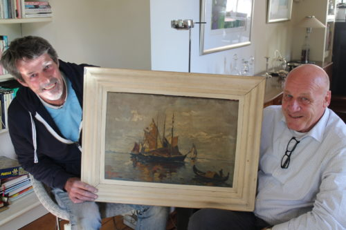 Het schilderij van Dorus Goudse Geheimen Gouda 750 jaar mtime20190710160049focalnone