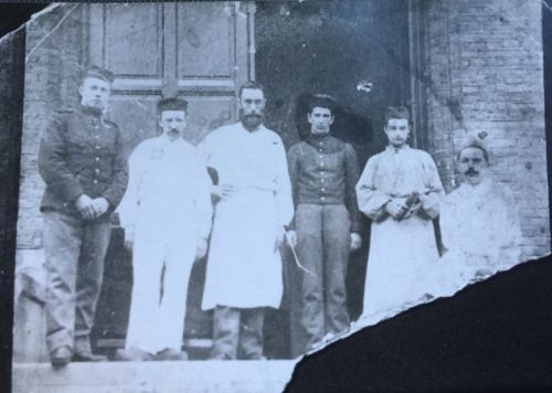 Hospitaalsoltdaat Oude belasting kantoor Cornelis Massar 1854 1924 mtime20190710160318focalnone