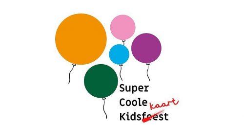 Supercoole Kidskaart