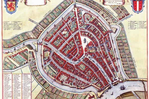 Gouda Blaeu 1649