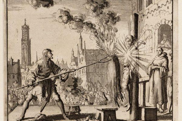 Jan Wubbe executie wederdoper