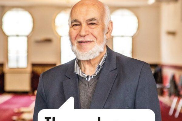 Meneer Laaguili Coronaverhalen gemeente Gouda