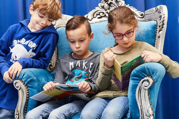 Schateiland openbarebasisschool Gouda