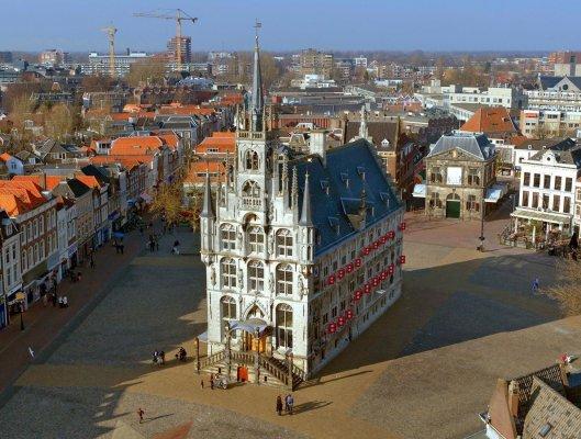 Foto Schateiland Stadhuis