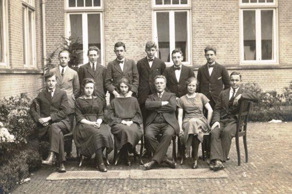 D 1922 Jeanne HBS eindexamen