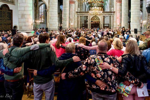 Geloofsviering Sint Janskerk Roze Zaterdag 2018